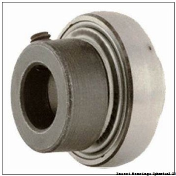 40 mm x 80 mm x 42,86 mm  TIMKEN GE40KRRB  Insert Bearings Spherical OD