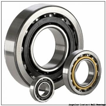 7.5 Inch | 190.5 Millimeter x 9.5 Inch | 241.3 Millimeter x 1 Inch | 25.4 Millimeter  RBC BEARINGS KG075XP0  Angular Contact Ball Bearings
