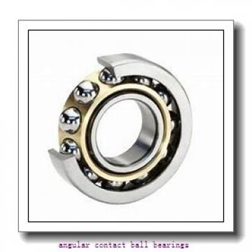 70 mm x 125 mm x 24 mm  SKF 7214 BECBM  Angular Contact Ball Bearings