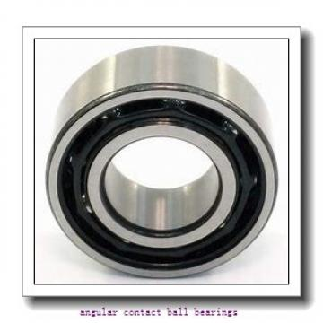 70 mm x 125 mm x 39.7 mm  SKF 3214 A  Angular Contact Ball Bearings