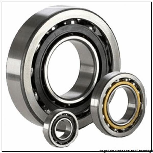 55 mm x 120 mm x 49,2 mm  FAG 3311-DA-MA  Angular Contact Ball Bearings #1 image