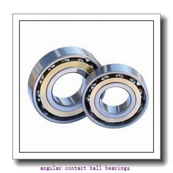 20 mm x 47 mm x 14 mm  FAG 7204-B-TVP  Angular Contact Ball Bearings #3 image