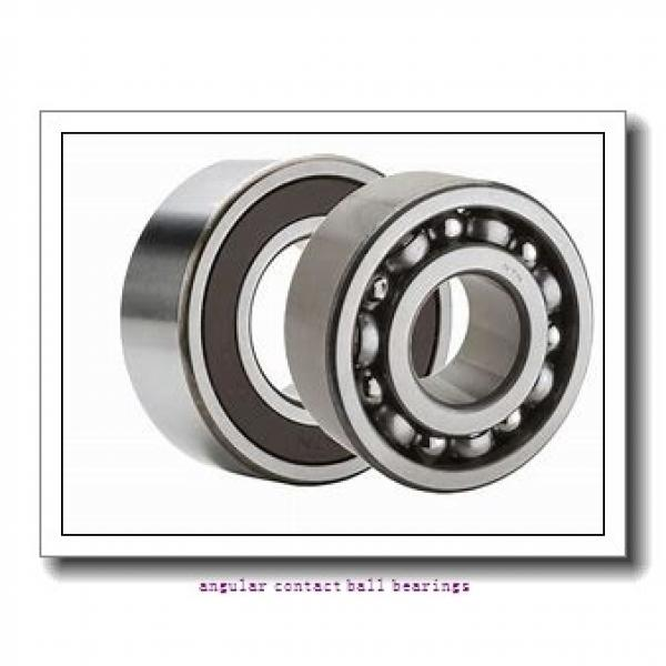 55 mm x 120 mm x 49,2 mm  FAG 3311-DA-MA  Angular Contact Ball Bearings #3 image