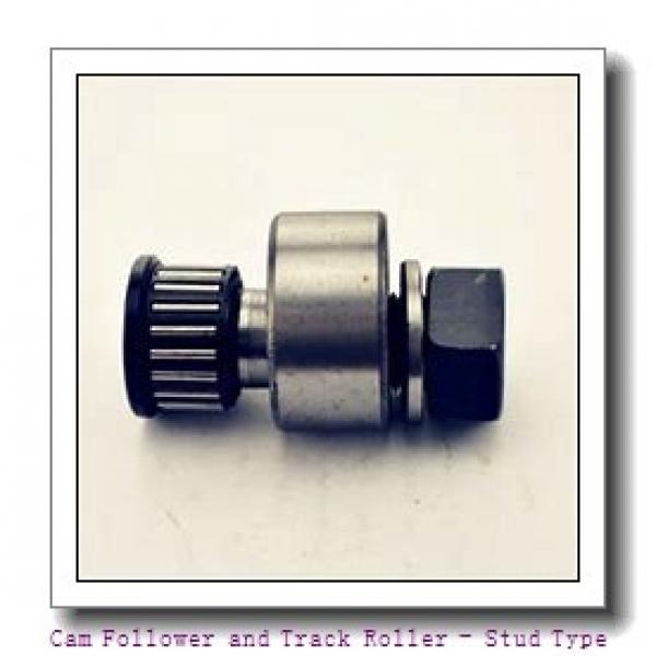 MCGILL MCFR 22A SBX  Cam Follower and Track Roller - Stud Type #2 image