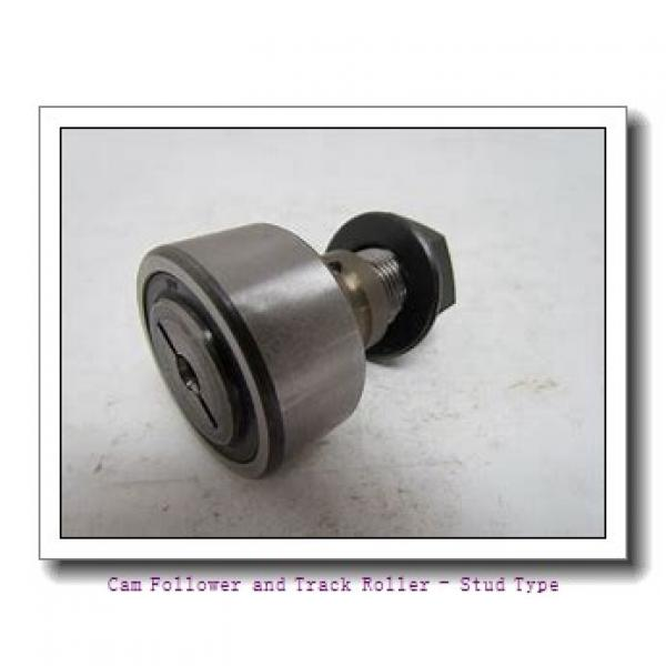MCGILL SDCF 1 1/4  Cam Follower and Track Roller - Stud Type #1 image