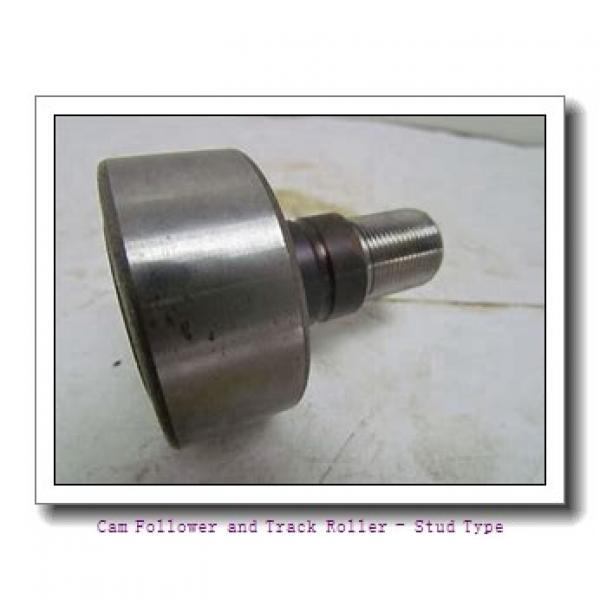 MCGILL SDMCF 40  Cam Follower and Track Roller - Stud Type #3 image
