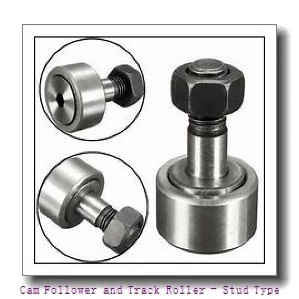 IKO CF3FBUU  Cam Follower and Track Roller - Stud Type #2 image