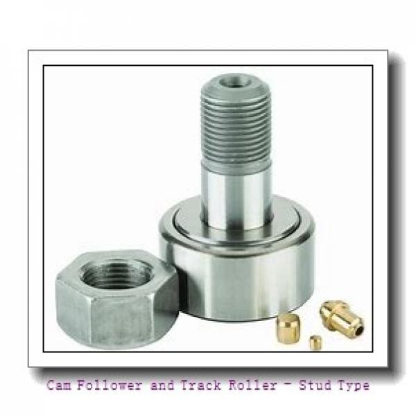 MCGILL MCFR 22A SBX  Cam Follower and Track Roller - Stud Type #1 image