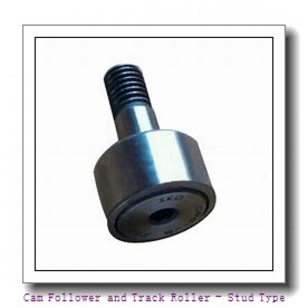 IKO CF24-1BUUR  Cam Follower and Track Roller - Stud Type #1 image