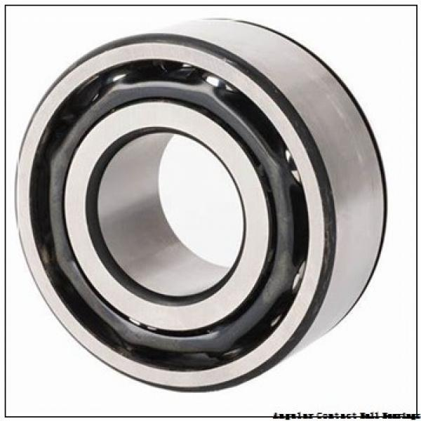 45 mm x 100 mm x 39.7 mm  SKF 3309 A  Angular Contact Ball Bearings #2 image