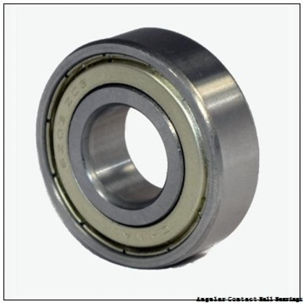 FAG 7207-B-TVP-UO  Angular Contact Ball Bearings #1 image