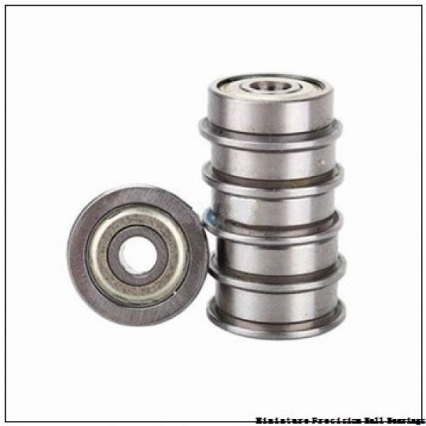 NSK 7000A5TRSULP4Y  Miniature Precision Ball Bearings #1 image